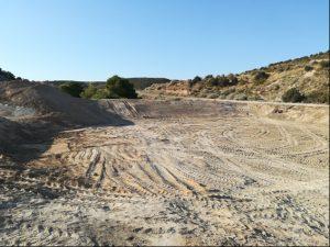 Continúa la mejora de los hábitats en el Monte Bardena