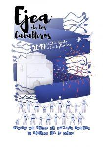 Programa oficial de fiestas de la Virgen de la Oliva 2019, de Ejea de los Caballeros