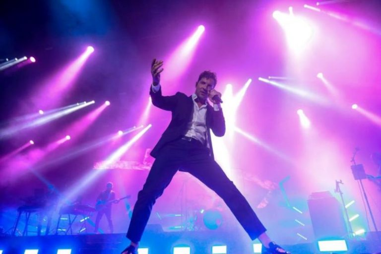 Autorización obligatoria para menores que asistan al concierto de David Bisbal en Ejea