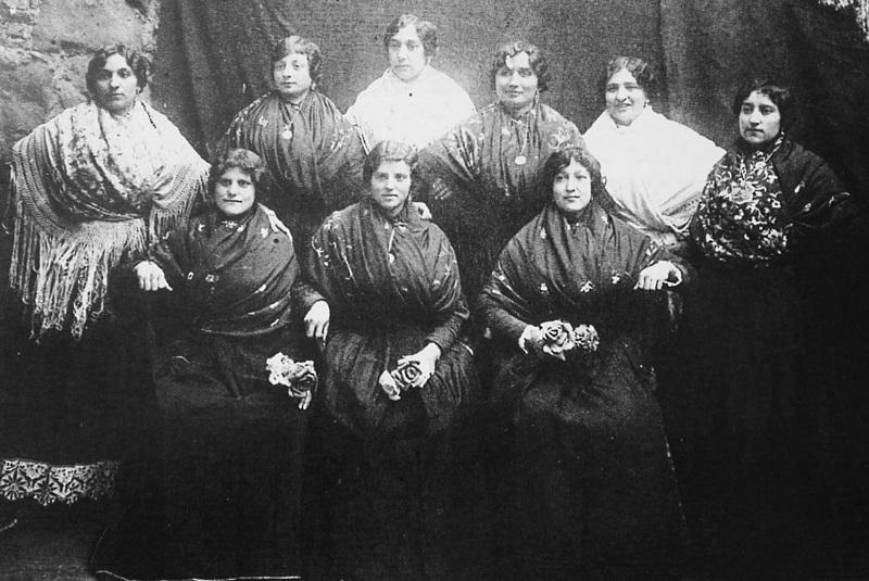 II Concurso de indumentaria tradicional aragonesa