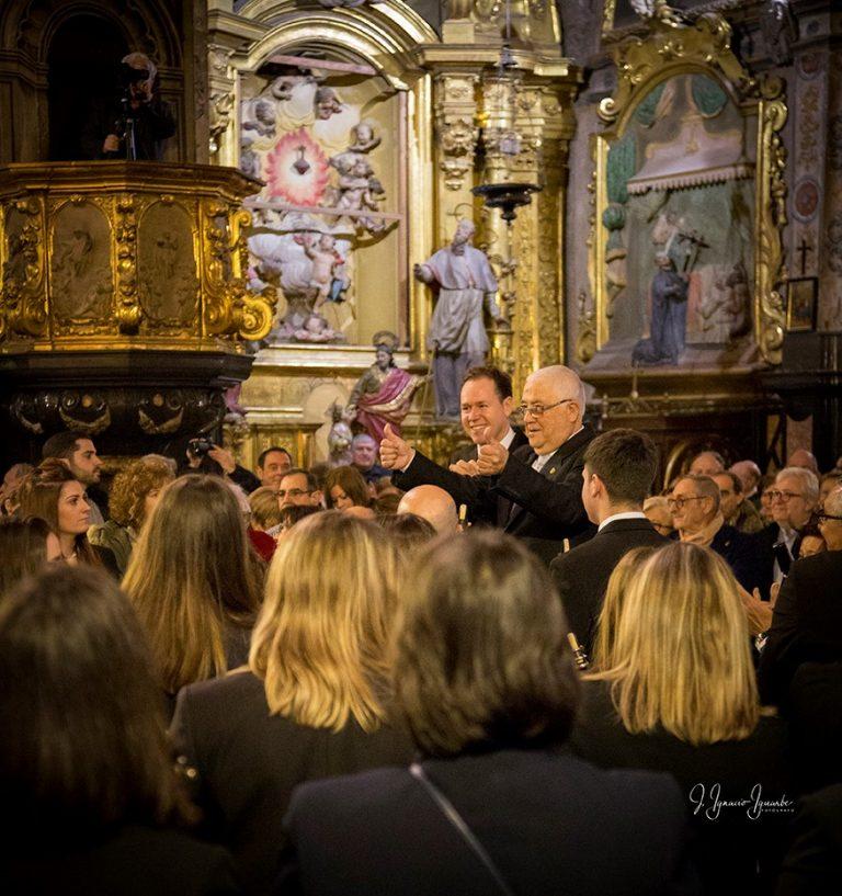 El Maestro Abel Moreno ha compuesto un pasodoble y una marcha procesional dedicados a Ejea de los Caballeros y a la Virgen de la Oliva