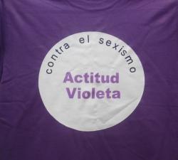 «Actitud violeta»