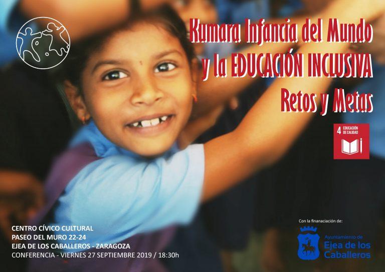 Charla «Kumara Infancia del Mundo y la Educación Inclusiva»