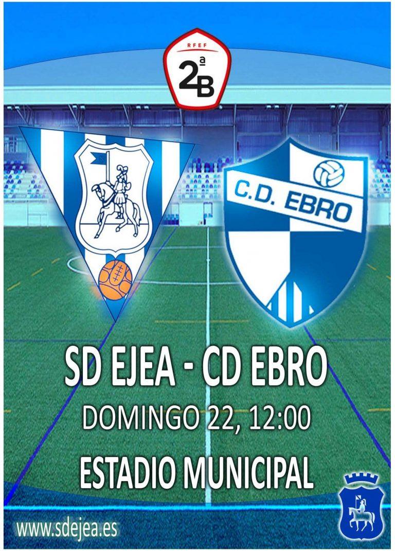 Fútbol S.D. Ejea-CD Ebro