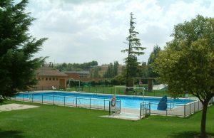 Se incrementa el uso de las piscinas durante el verano en Ejea y sus Pueblos