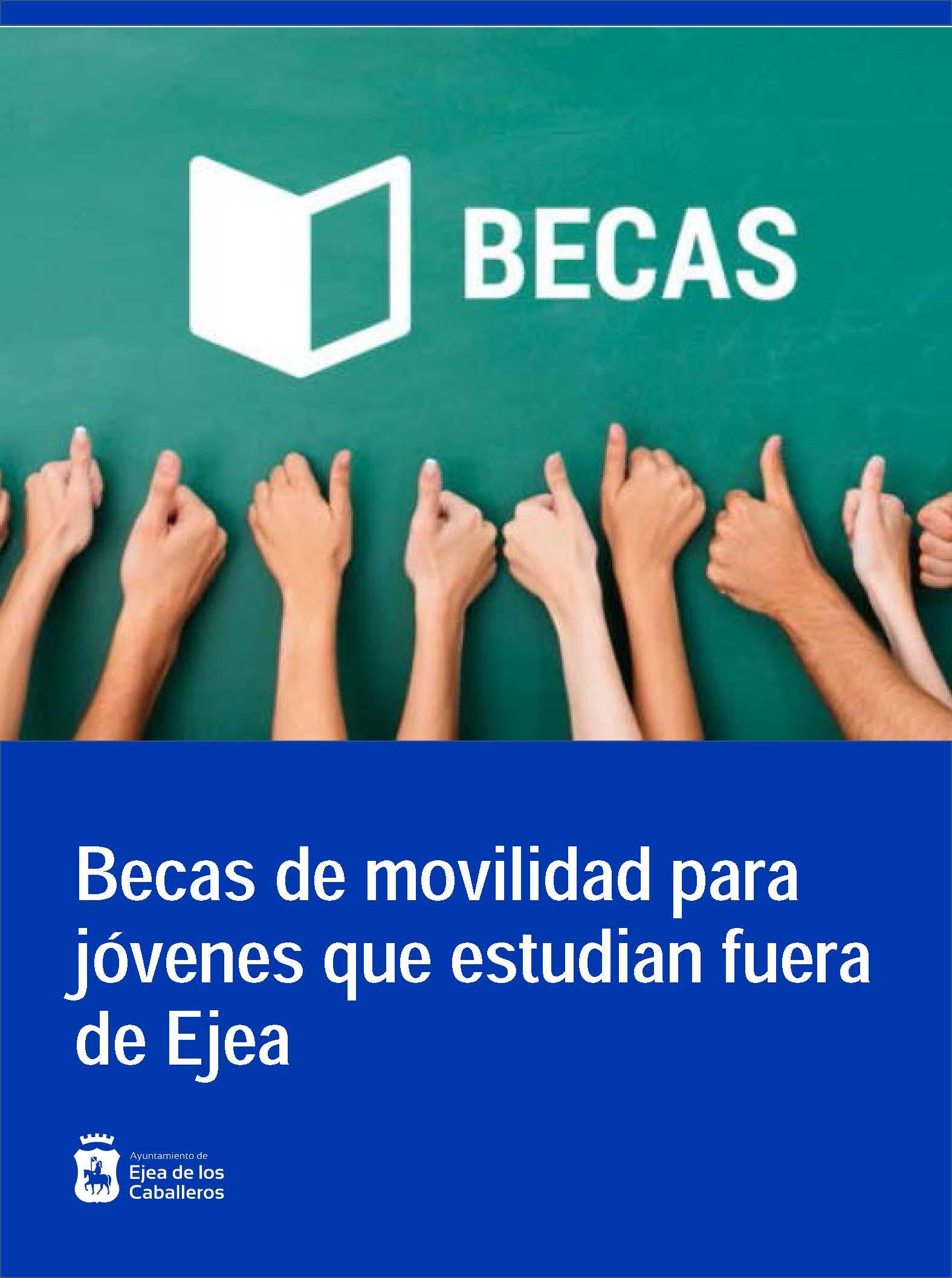 El Ayuntamiento de Ejea destina 16.000 € para ayudar a los jóvenes que estudian fuera del municipio