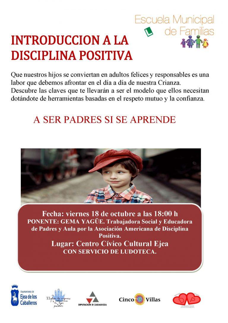 Introducción a la Disciplina Positiva: Conoce las claves de una Educación firme y respetuosa a la vez