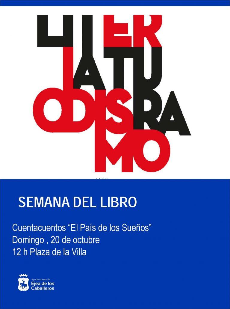 Cuentacuentos «El País de los Sueños»