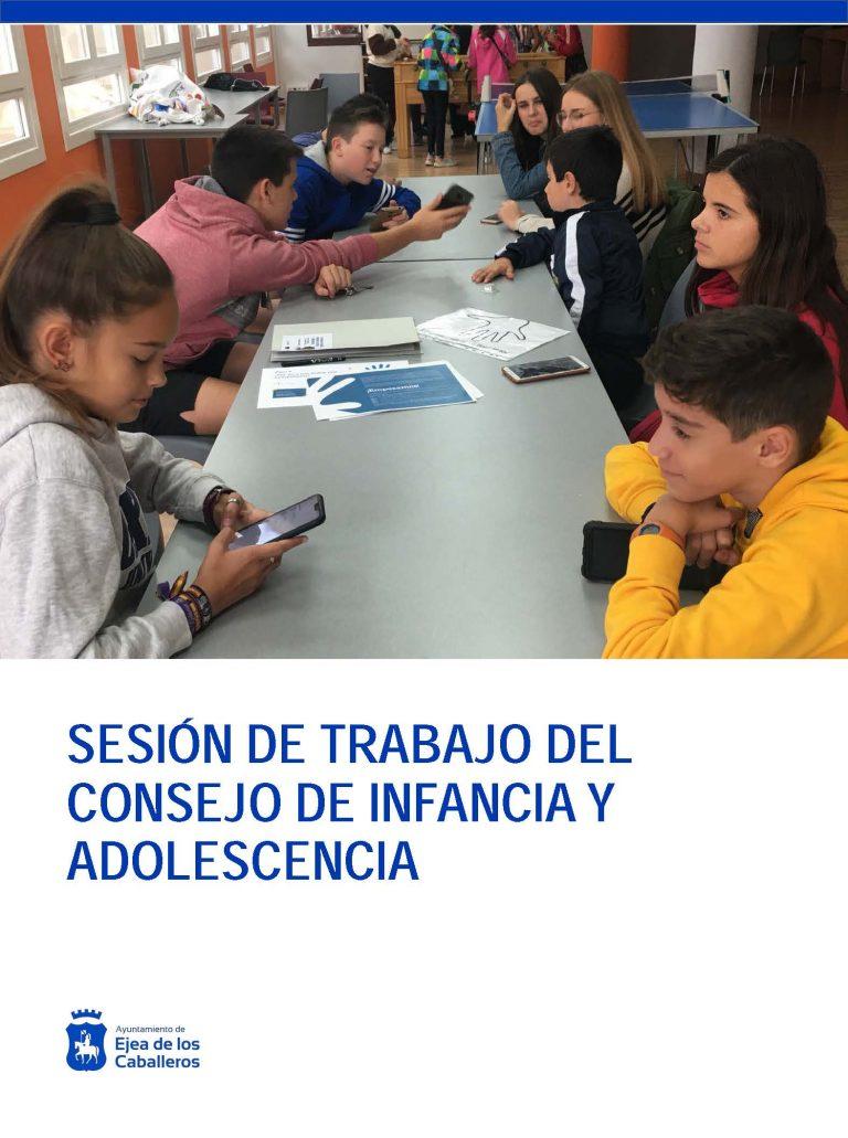 """El Consejo Municipal de Infancia y Adolescencia prepara la celebración del """"Día Internacional de los Derechos del Niño"""""""