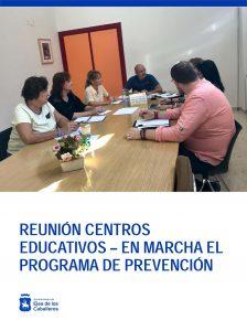 Comienza el programa de prevención en todos los colegios de Ejea y Pueblos