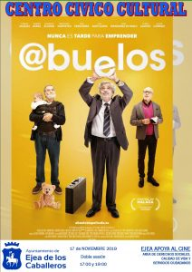 """Ejea apoya el Cine: """"@BUELOS"""", una original mirada hacia la Tercera Edad"""
