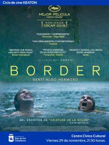 """Cine Keaton: """"Border"""", una película de cine fantástico que reflexiona sobre la identidad y el miedo a la diferencia"""