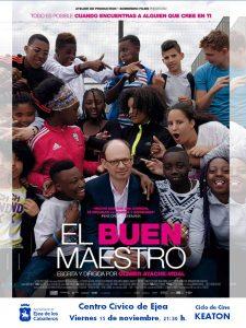 Ciclo cine Keaton: «El Buen Maestro», reflexión sobre la docencia en escuelas de barrios marginales