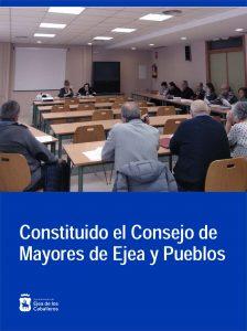 Constituido el Consejo de Mayores de Ejea y Pueblos
