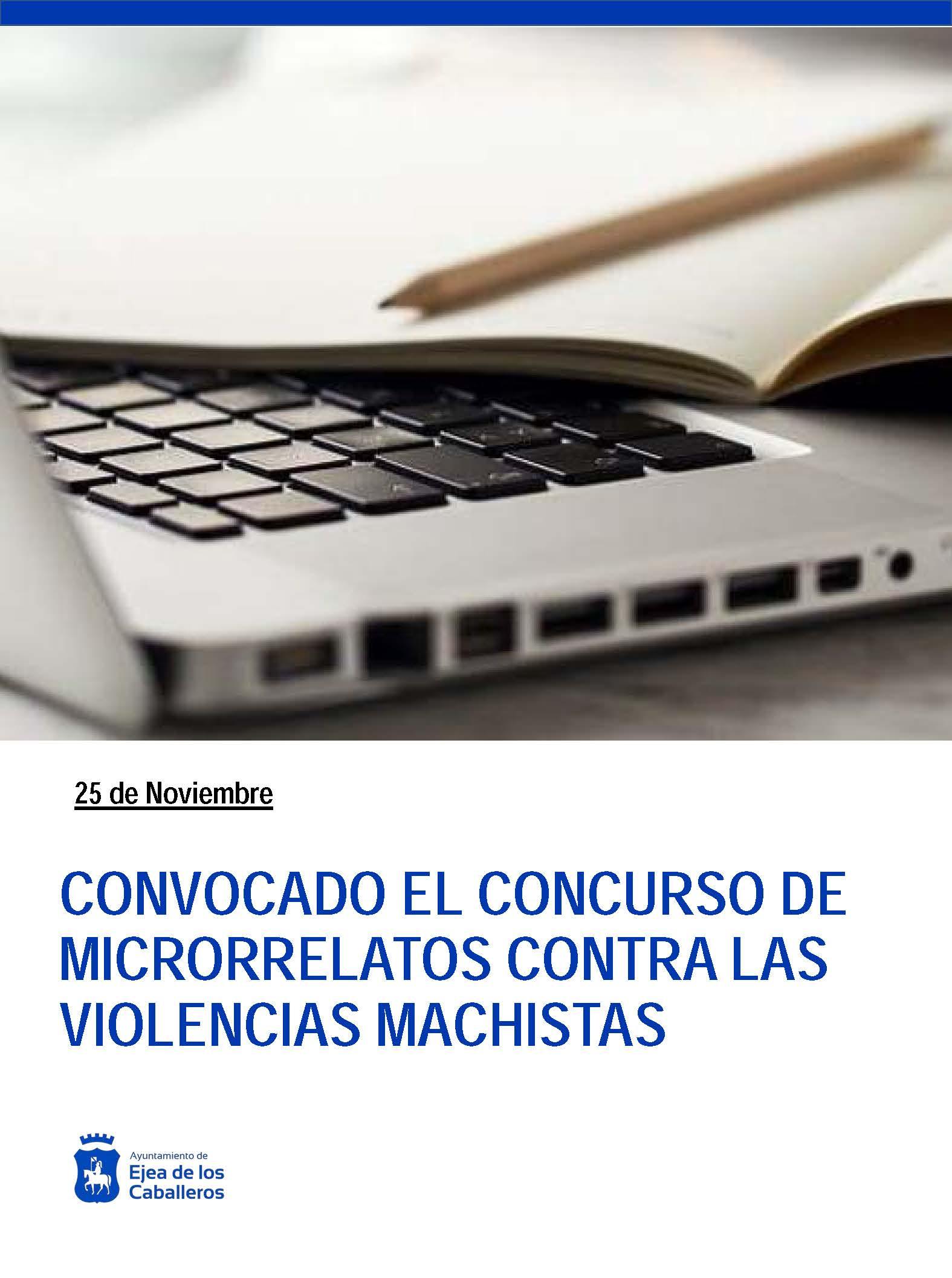 9º Concurso de relatos cortos contra las violencias machistas