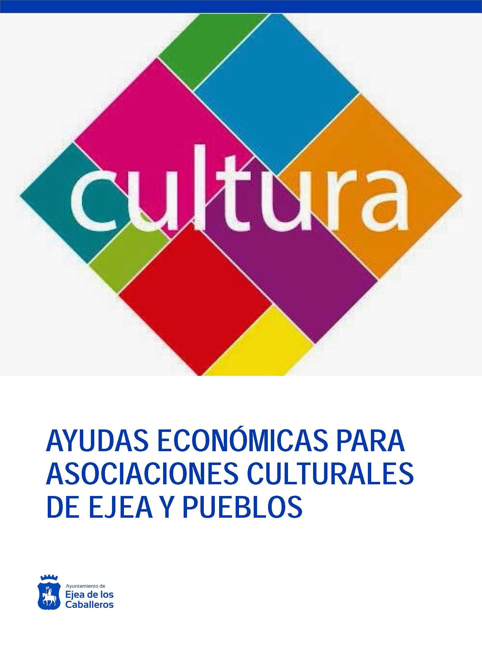 El Ayuntamiento de Ejea concede 15.000 € a varias Asociaciones Culturales de Ejea y sus Pueblos