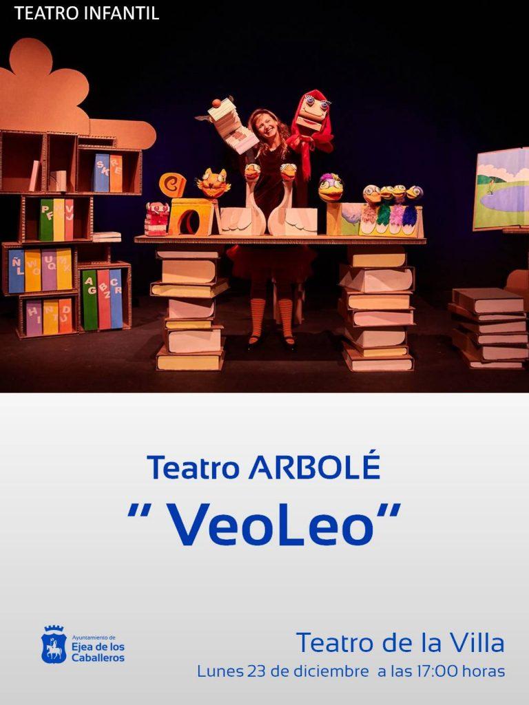 Teatro Arbolé – «Veoleo»