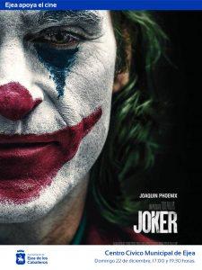 """EJEA APOYA AL CINE: """"Joker"""", mucho más que una película de superhéroes"""