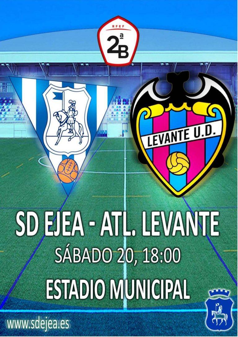 Fútbol Ejea-Levante