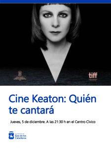CICLO DE CINE KEATON: 'Quién te cantará', una película de gran poso emocional sobre dos mujeres que no saben quién son