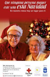 El Ayuntamiento de Ejea de los Caballeros combatirá la soledad de sus mayores durante las próximas navidades