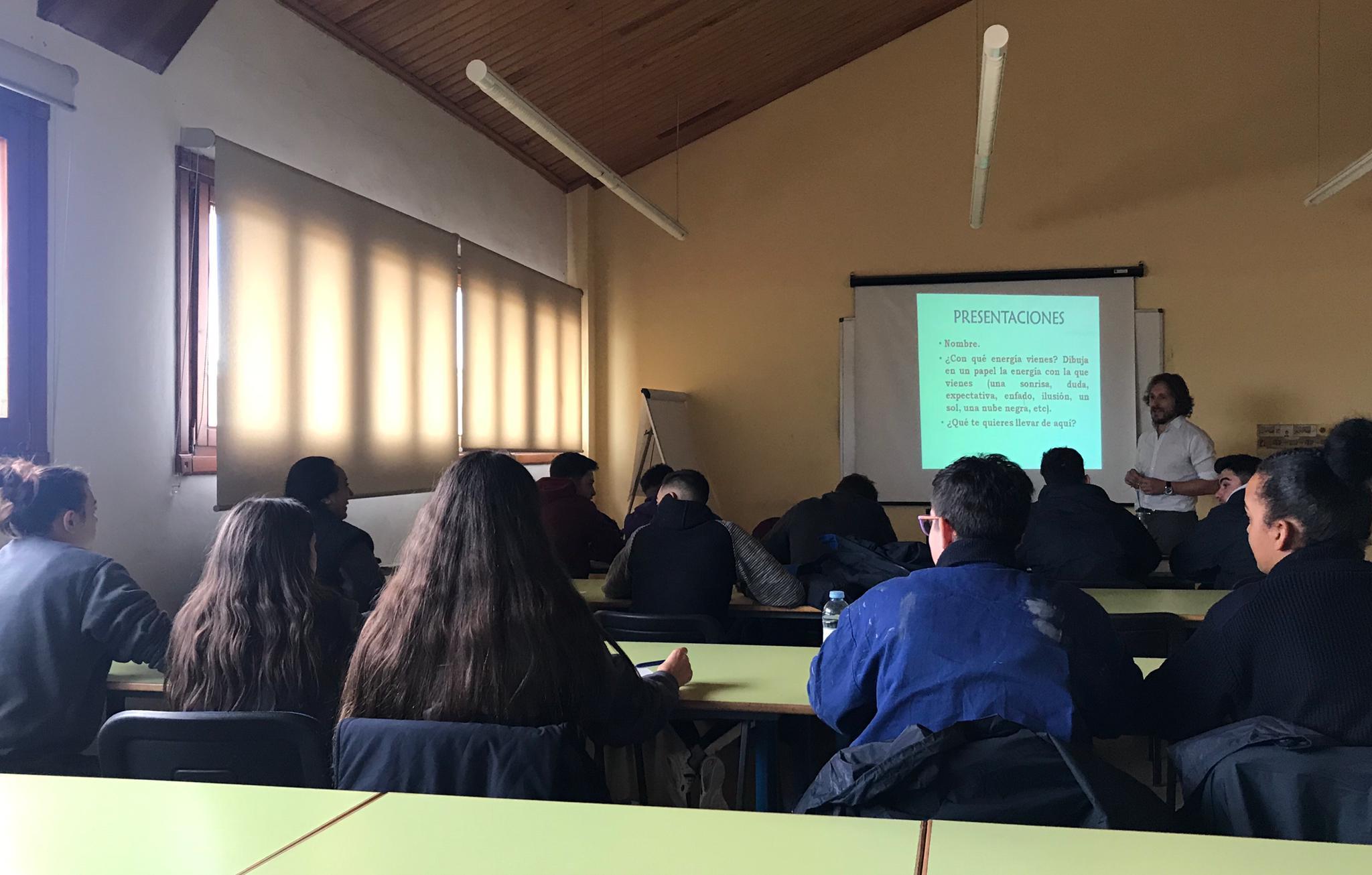 Escuela Taller – Formación complementaria