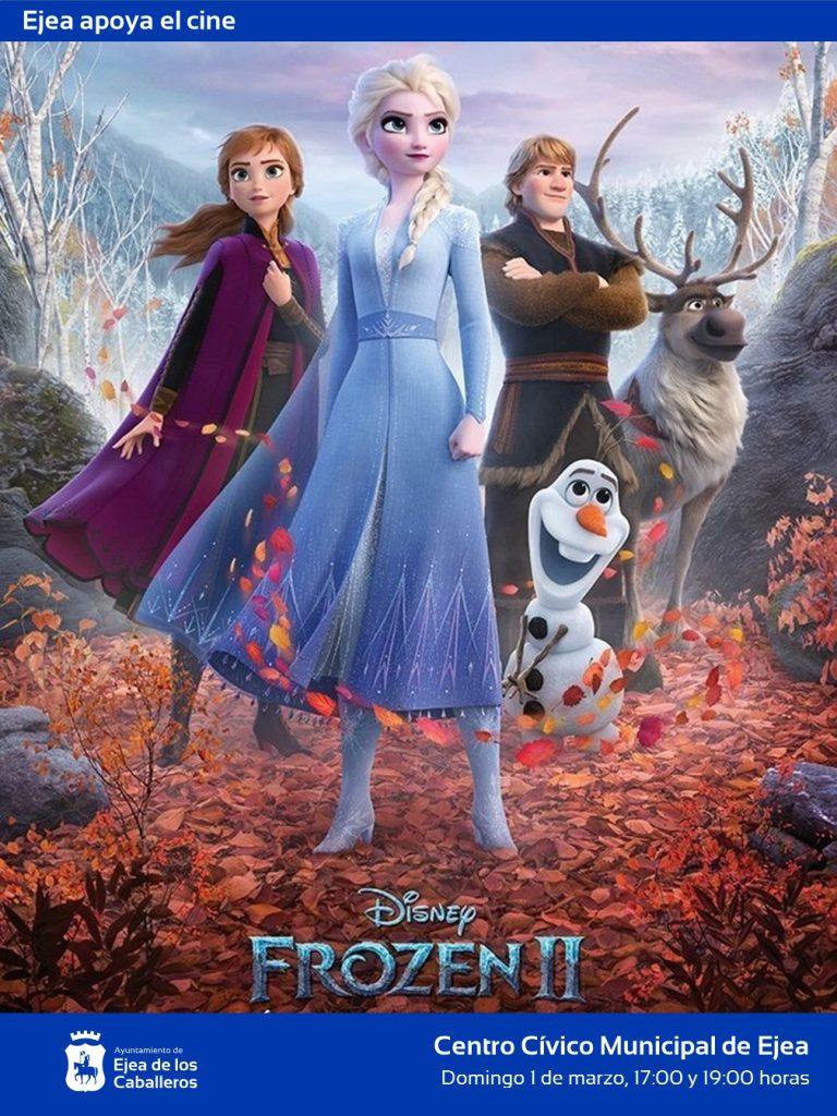 Comienza la temporada de Cine Comercial con la proyección de FROZEN 2, una de las mejores producciones de Disney de los últimos años