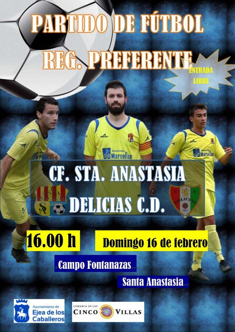 Futbol Santa Anastasia