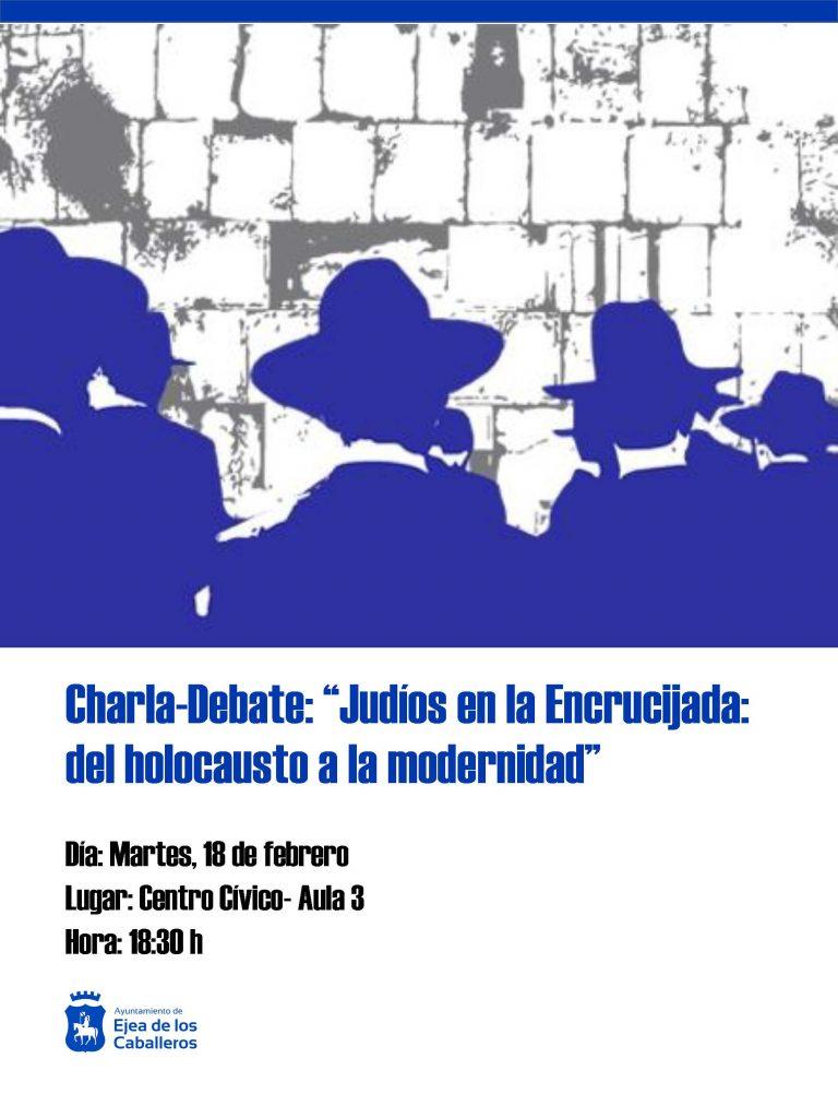 """""""Judíos en la encrucijada: del Holocausto a la modernidad"""", charla de la UNED presentada por Isabel Pérez"""