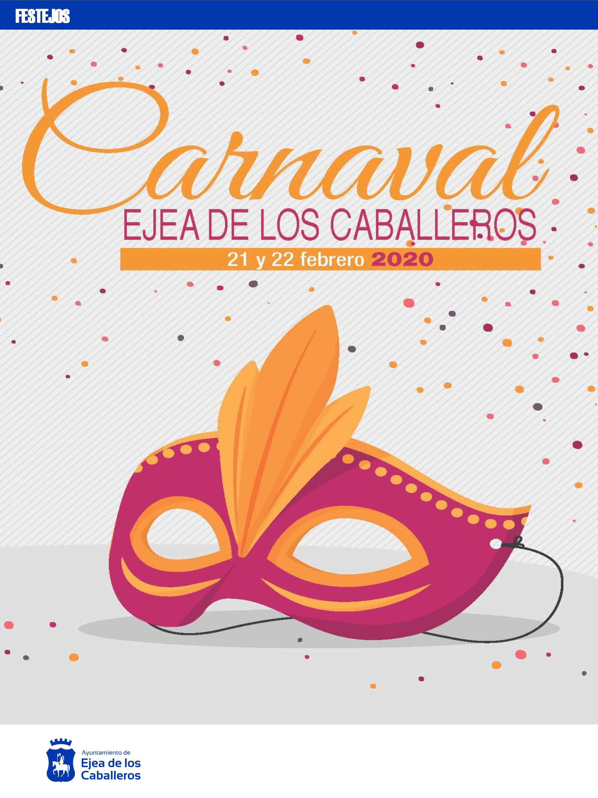 Ejea se prepara para celebrar el Carnaval 2020, durante los días 21 y 22 de febrero