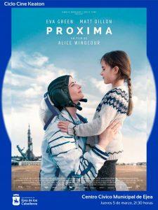 Comienza el CINE KEATON 2020: Una película femenina y feminista, «Próxima» de la directora francesa Alice Winocour, abre el ciclo
