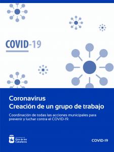 El Ayuntamiento de Ejea de los Caballeros constituye un grupo de trabajo para coordinar las acciones de prevención frente al Coronavirus