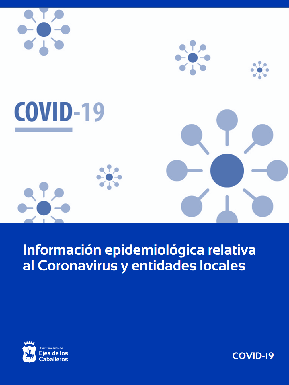 Nota informativa de la Consejería de Sanidad del Gobierno de Aragón