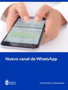 El Ayuntamiento de Ejea de los Caballeros refuerza la atención ciudadana con un canal de WhatsApp