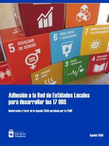 Ejea de los Caballeros se adhiere a la Red de Entidades Locales para desarrollar los ODS de la Agenda 2030