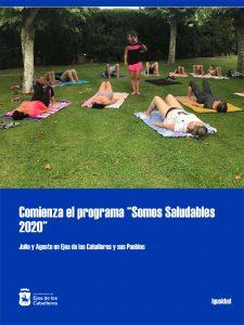 Comienzan las actividades del programa «Somos Saludables 2020»