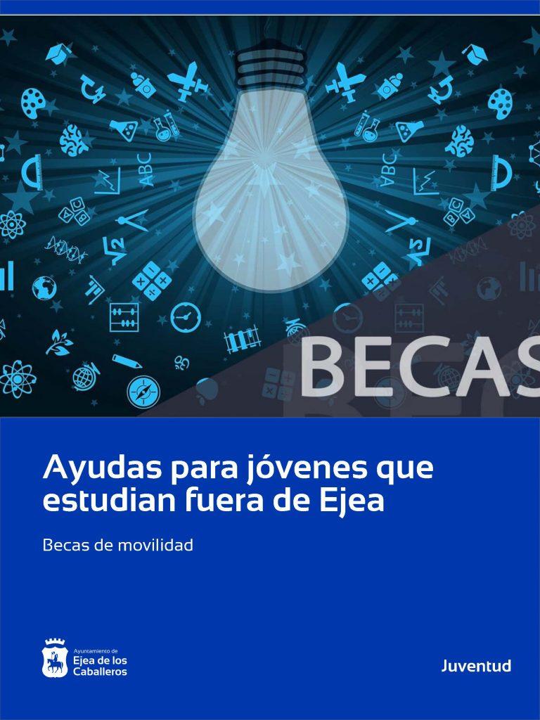 El Ayuntamiento de Ejea destina 18.000 € para ayudar a los jóvenes que estudian fuera del municipio