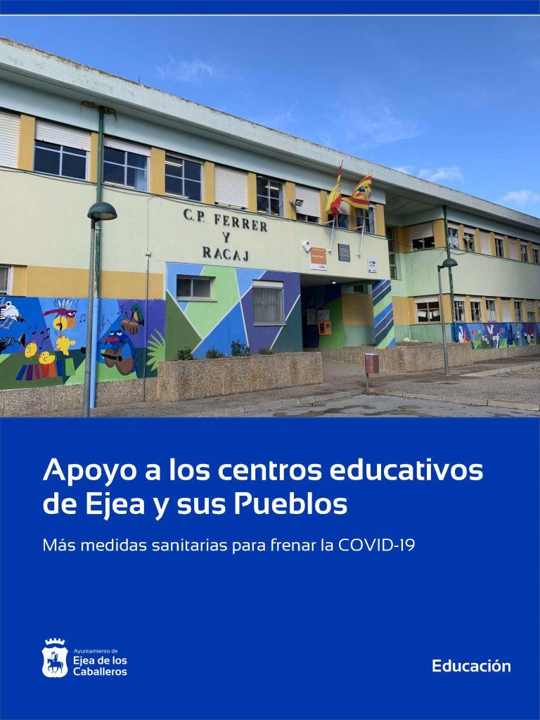 Apoyo a los Centros Educativos de Ejea y sus Pueblos