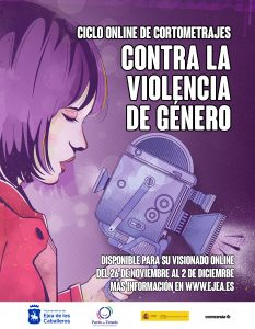 Ciclo online cortometrajes contra la violencia de género