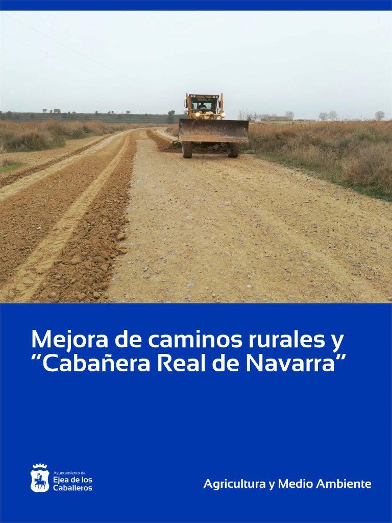 Comienzan las obras de mejora en varios caminos rurales