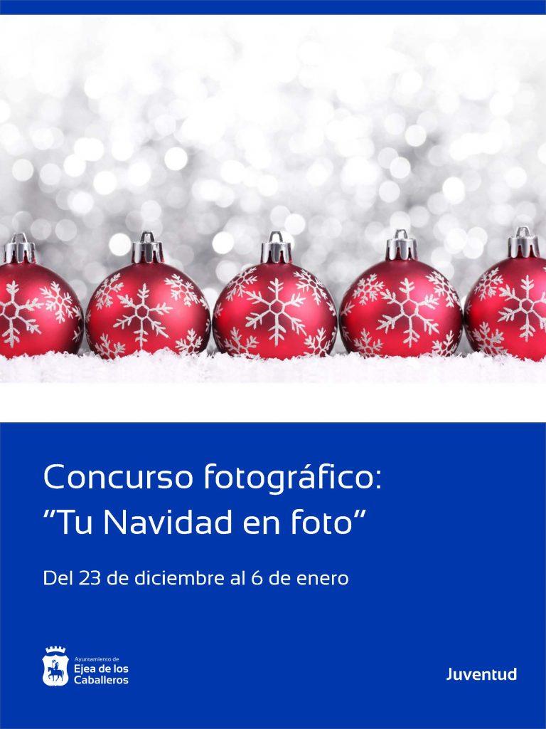 """Se convoca el concurso fotográfico para jóvenes """"Tu Navidad en foto"""""""