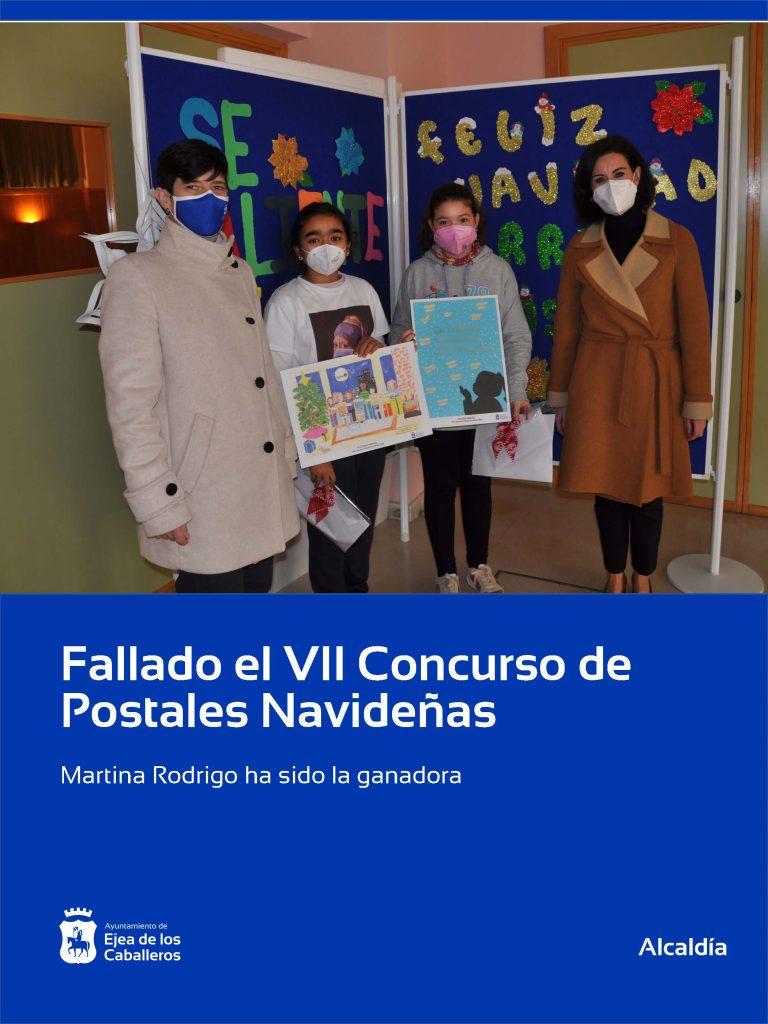 Fallado el VII Concurso de postales navideñas