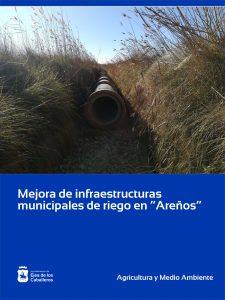 """Mejora de infraestructuras de riego municipales en la zona de """"Areños"""""""