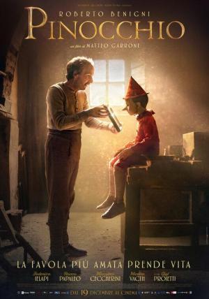 Cine Infantil «Pinocho»