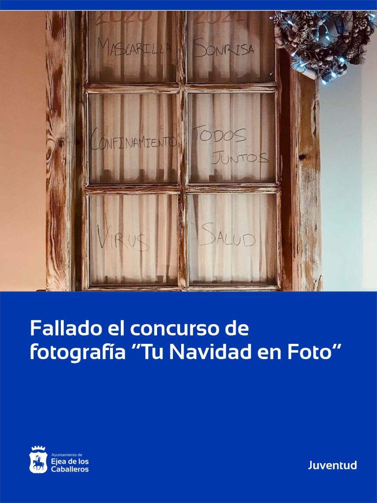 Entrega de los premios del concurso «Tu Navidad en Foto»