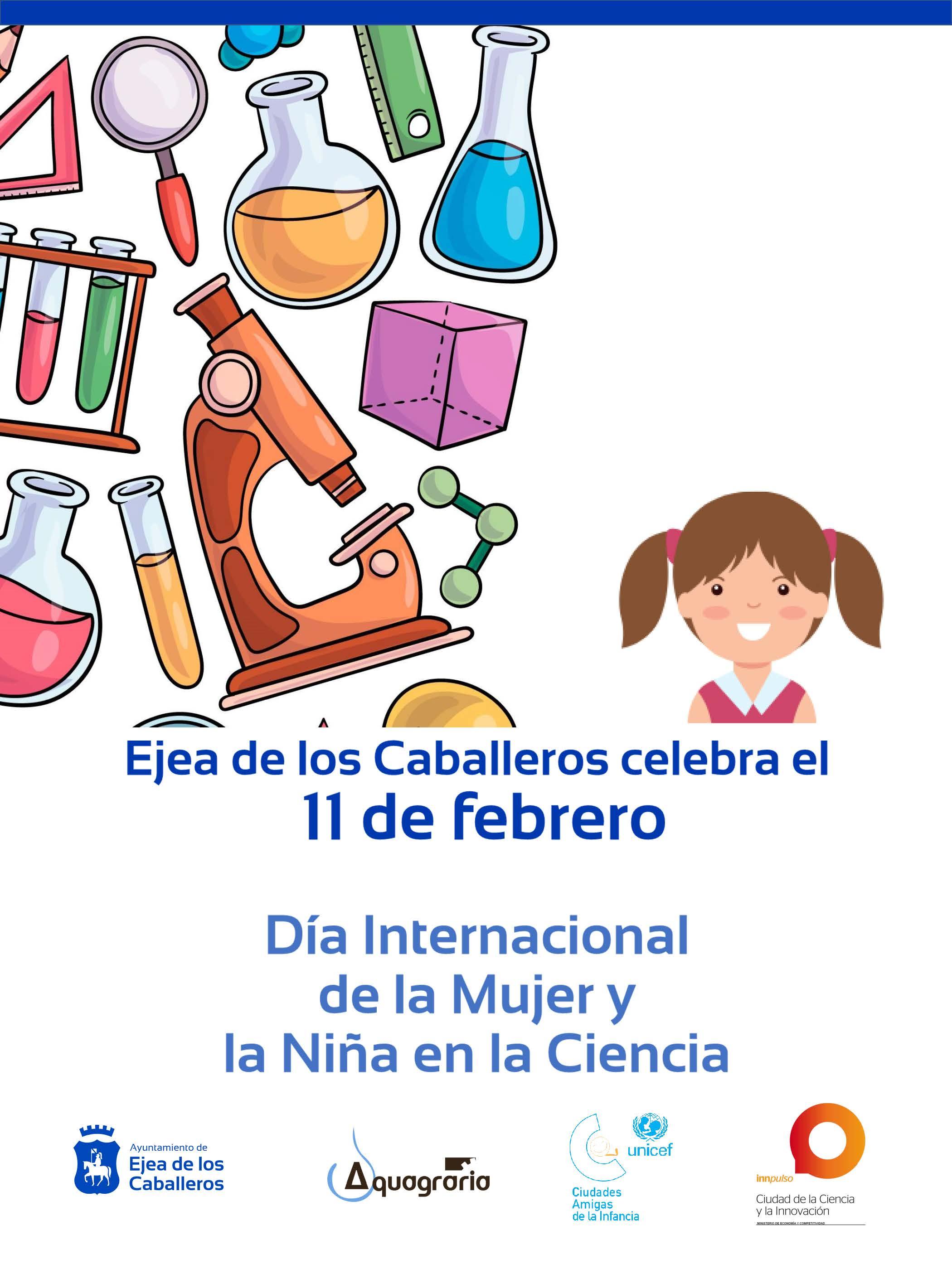Celebración del Día Internacional de la Mujer y la Niña en la Ciencia. Más diversidad, mejor ciencia.