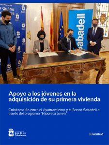 El Ayuntamiento de Ejea de los Caballeros facilita a los jóvenes la adquisición de su primera vivienda