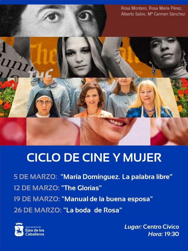 Cine «La boda de Rosa»