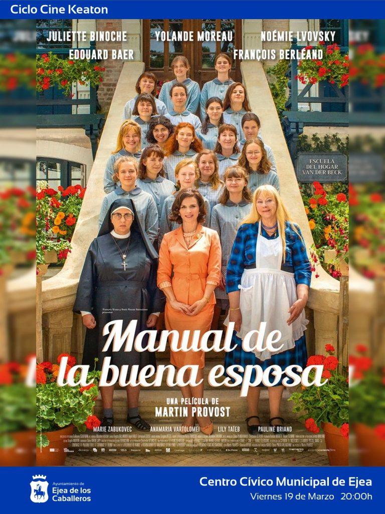 """Proyección de la película """"Manual de la buena esposa"""", una comedia crítica sobre los estereotipos de la mujer ama de casa"""