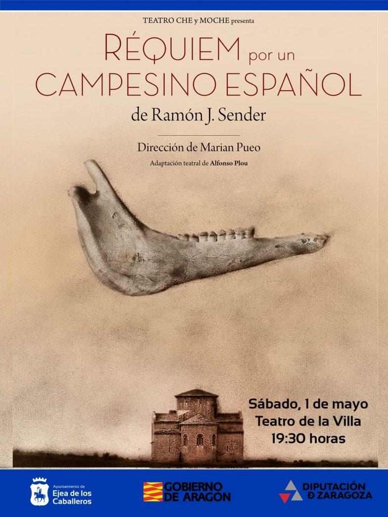Teatro «Requiem por un campesino español»